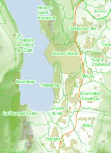 communes Grand Lac Yaka Vélo